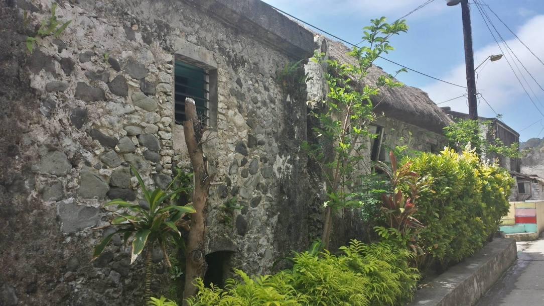 Brgy. Chavayan Stone Houses
