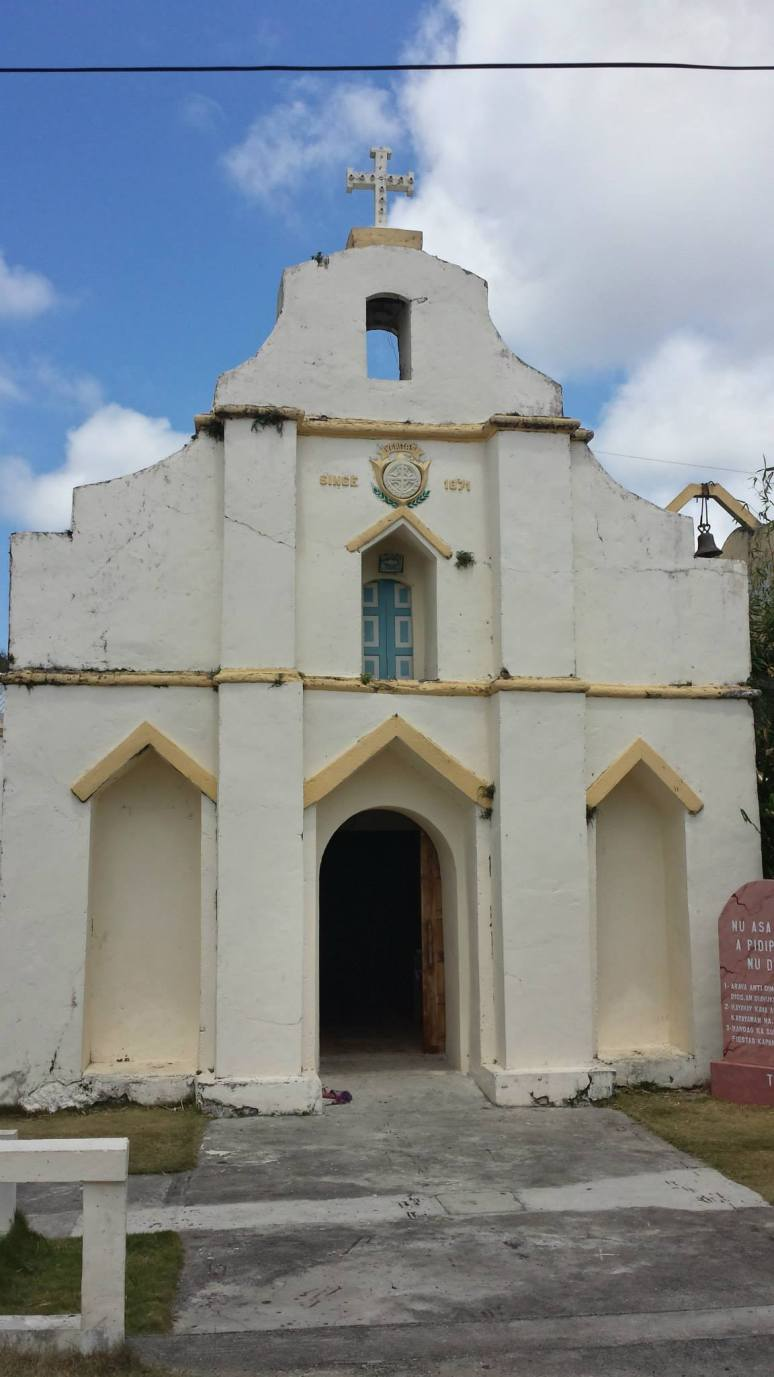 San Antonio de Florencia Church in Uyugan