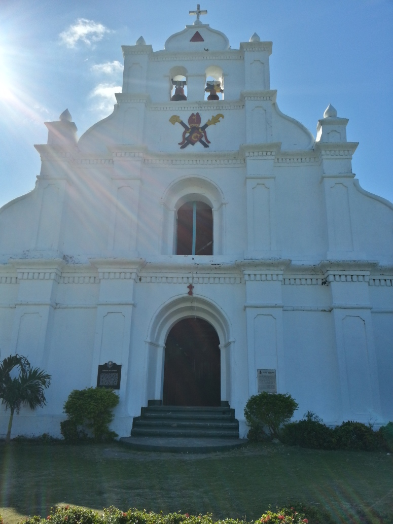 San Carlos Borromeo Church