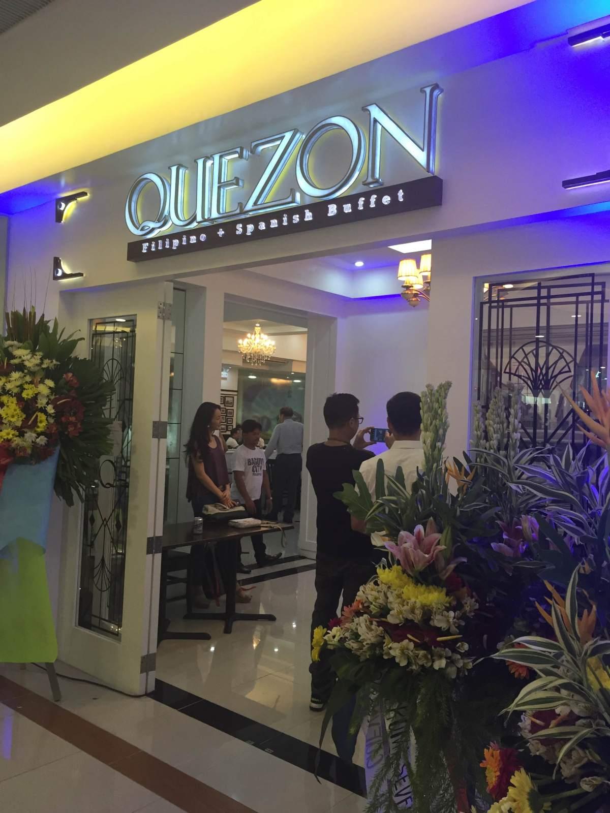 Quezon Buffet – Best Sisig in theMetro