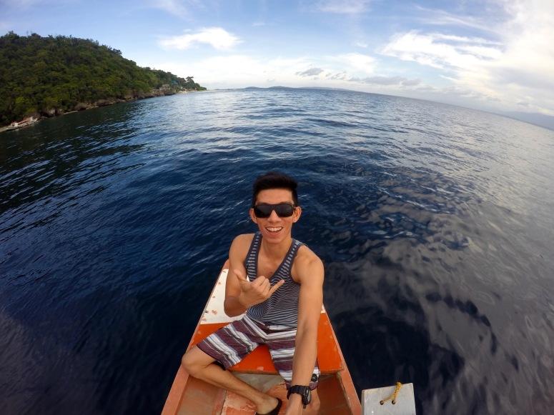 Candid Boat Shot 2