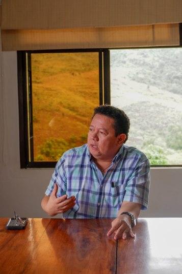 Mayor Dong Padilla
